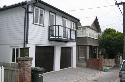 Ellice Street House - Mount Victoria