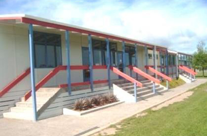 Kapanui School - Three Classroom Block