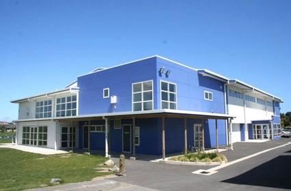 Kapiti College Gymnasium