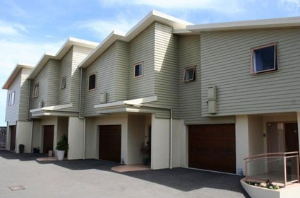 Marine Apartments Recladding - Paraparaumu