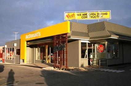 McDonald's Family Restaurant - Paraparaumu