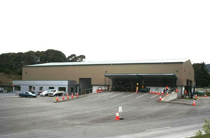 Otaihanga Resource Recovery Facility