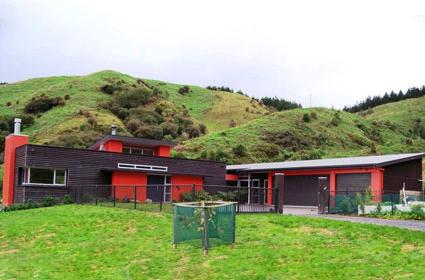 Kenworthy Gibbin House - Reikorangi