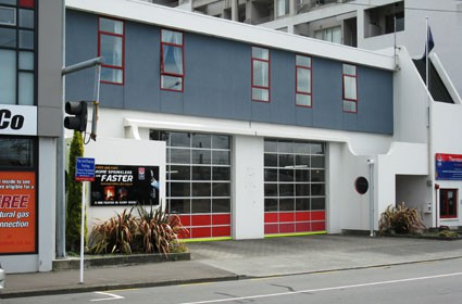 Thorndon Fire Station